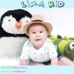 Vota por Ethan para Modelito del Año